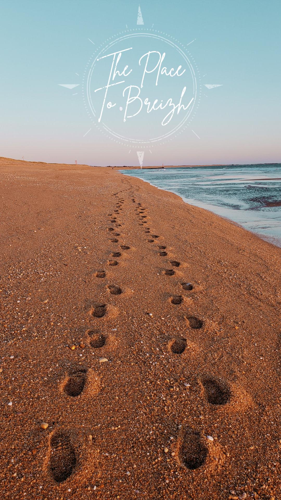 walking breizh