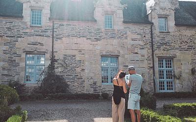 Rallye patrimoine à Rochefort-en-Terre avec Bretagne Buissonnière